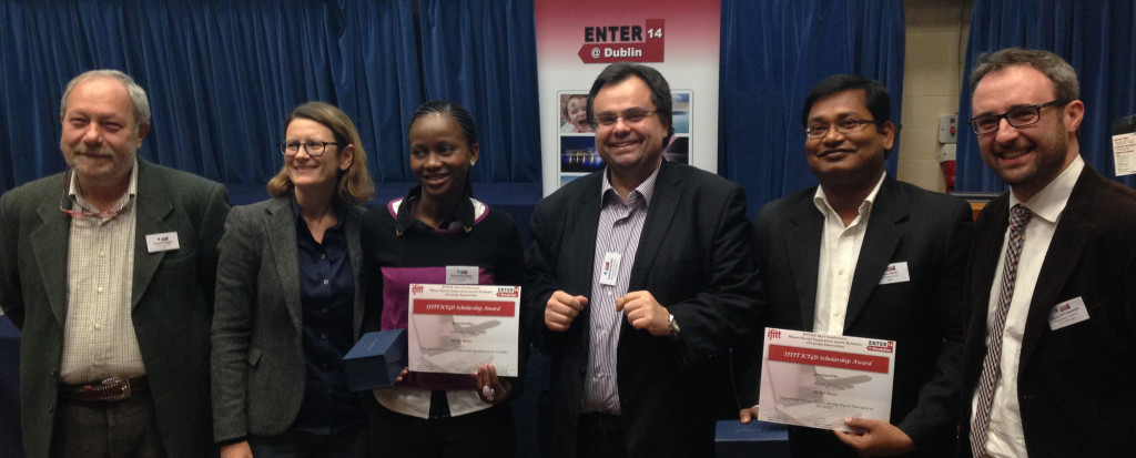 IFITT ICT4D scholarship winners_2014