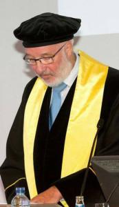 Professor Gert van der Pijl