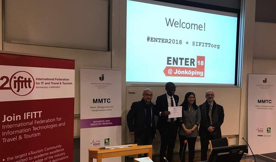 ICT4D scholarship winners   IFITT – International Federation